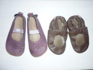 Správna detská obuv
